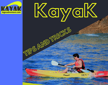 You can Kayak in any type of Water