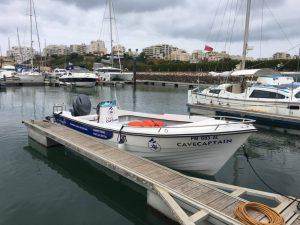 Benagil boat tour