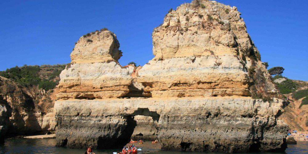 Kayak Ponta da Piedade