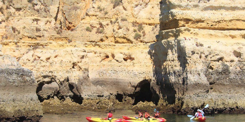 Kayak Lagos Adventure Portugal